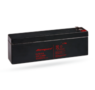 SA214-2.6 bezúdržbový akumulátor