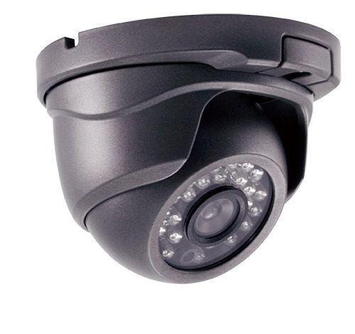 1,0 Mpix venkovní barevná HDCVI, HDTVI, AHD, Analog kamera s IR přísvitem CP-R4C-DX10L2