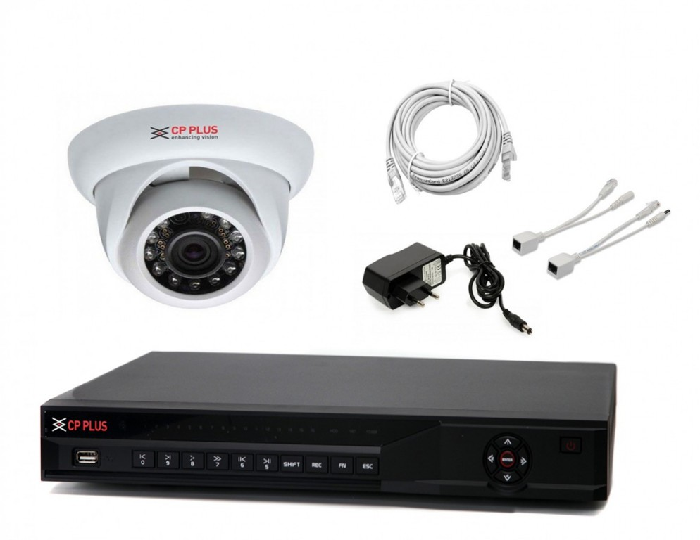 Levné kamerové sady IP