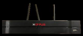 kvalitní systém CP PLUS CP-UNR-404T1-W síťový mini videorekordér s WIFI