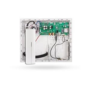 JA-106KR-3G Ústředna se zabudovaným 3G / LAN komunikátorem a radiovým modulem