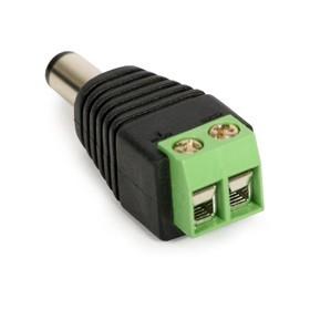 Napájecí konektor (samec) - pro CCTV kamery