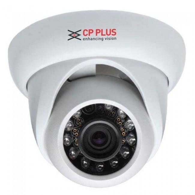 CP PLUS CP-UNC-DA30L3S-0280 3.0 Mpix venkovní IP dome kamera s IR přísvitem