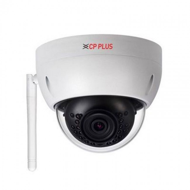 CP PLUS CP-UNC-VA30L3-MW 3.0 Mpix venkovní profesionální IP kamera s IR přísvitem 30m a Wi-Fi