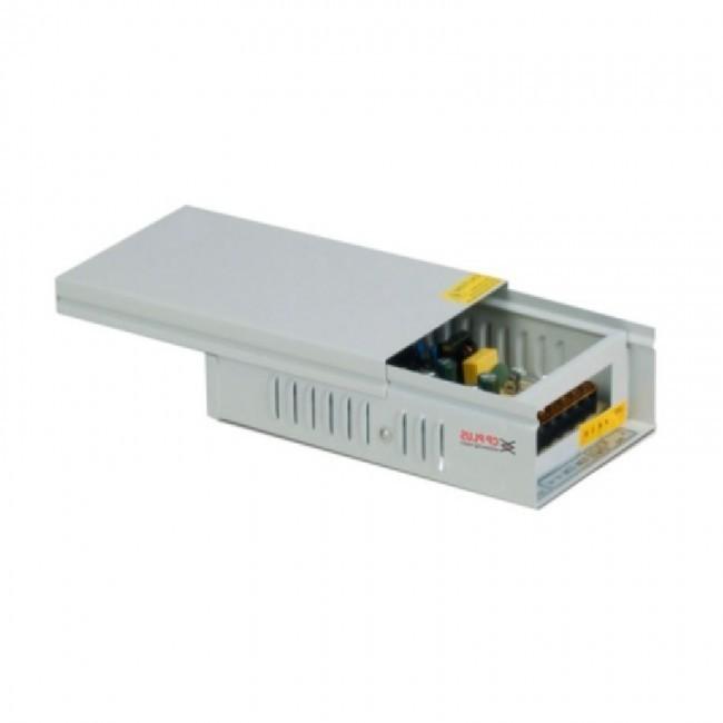 Napájecí zdroj 12V/10A s volitelným výstupem napětí 11,4-13,2V, výkon 120W