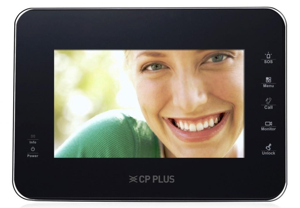 CP-UNB-CM352 -IP vnitřní videomonitor CP+